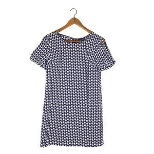 Jacob Navy Blue Dolphin Whale Dress Super cute and